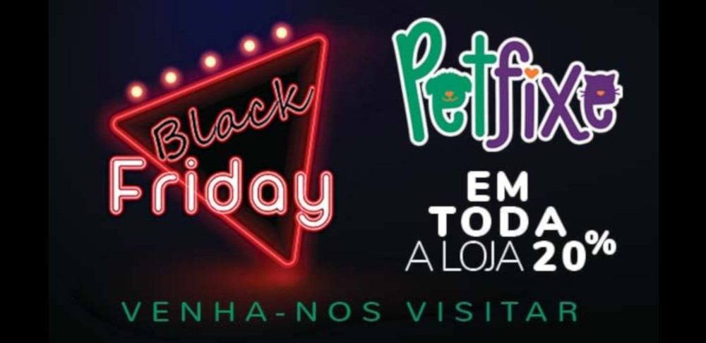 Black Friday Petfixe